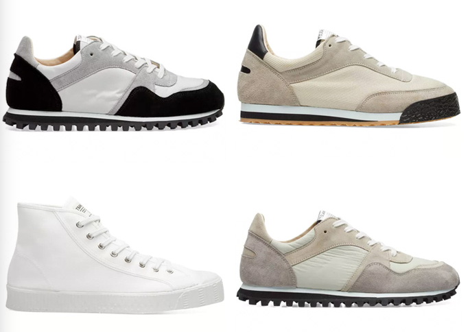 12 marques sneakers connaitre