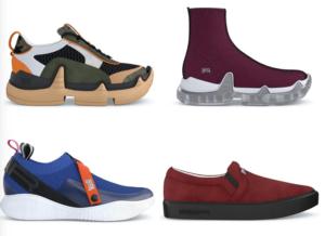 12 marques sneakers connaitre