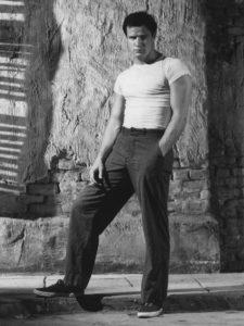 pantalon ample homme