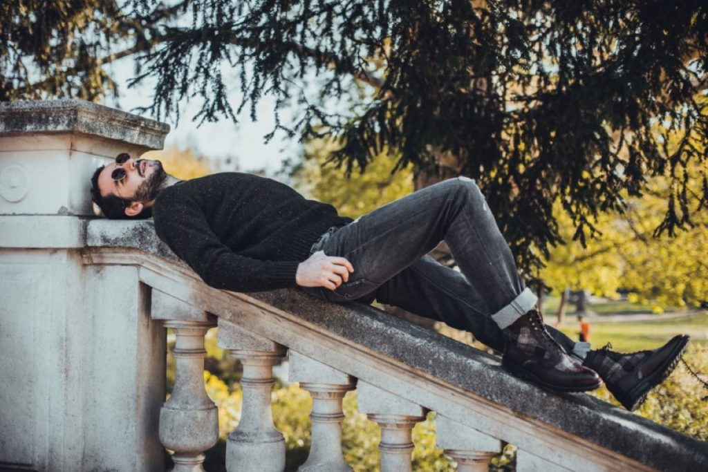 blog mode homme look barbour carlos santos lafont