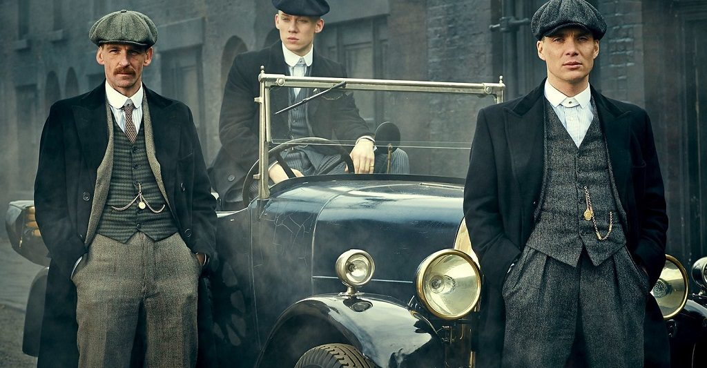 comment reproduire le style peaky blinders