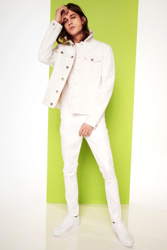 comment porter look denim jeans homme
