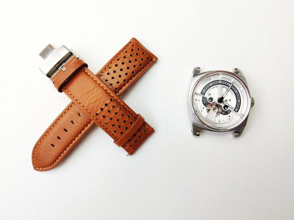 Anomaly-01 par CODE 41, jeune maison horlogère avant-gardiste – Le Blog de Monsieur – Blog mode homme