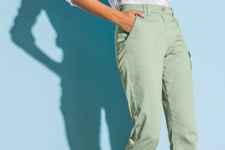 origines du pantalon chino