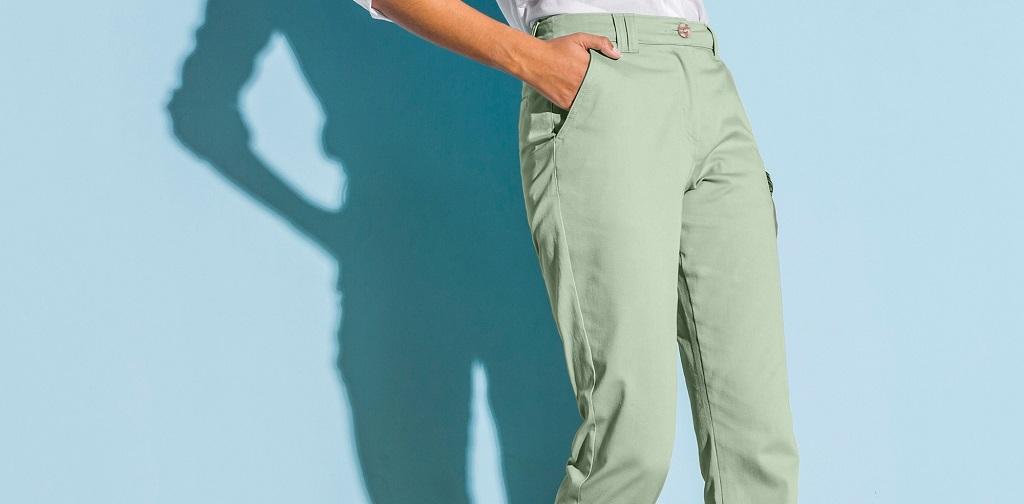 origines du pantalon chino