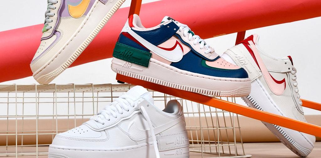 chaussures nike air force 1 cuir