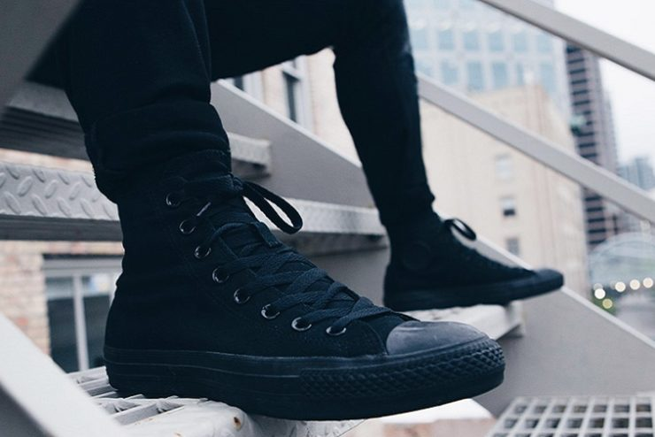 selection meilleures chaussures noires homme