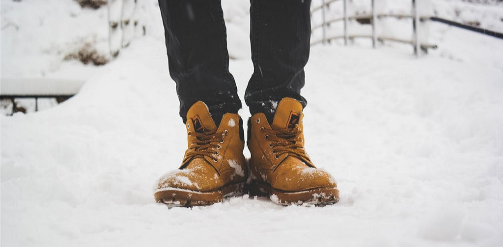 boots homme hiver