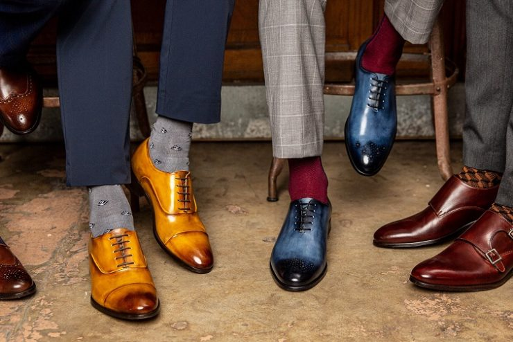 chaussures habilles homme