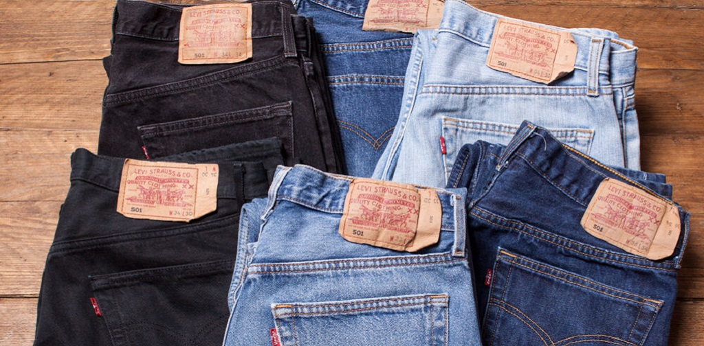 jeans levis taille homme