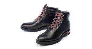 chaussures noires maison hardrige
