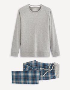 pyjama deux pièces homme