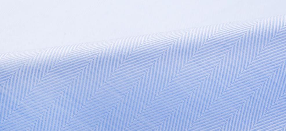 tissu pour chemise homme en herringbone