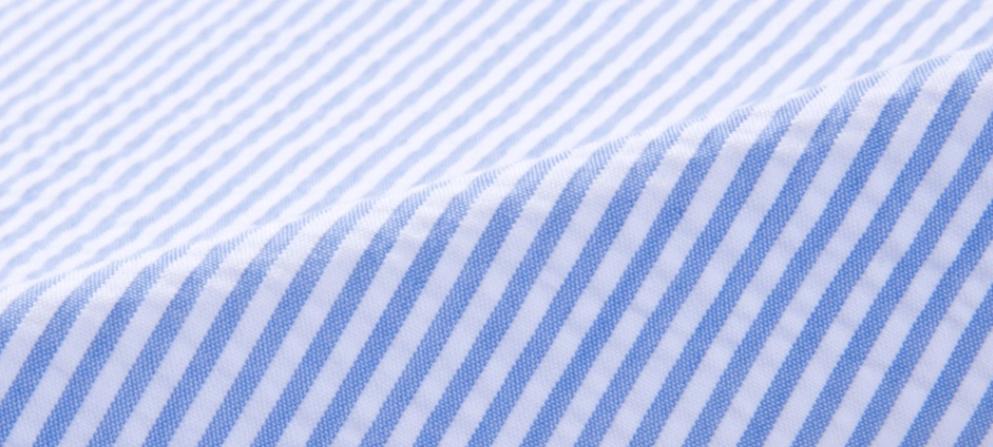 tissu pour chemise homme en seerucker