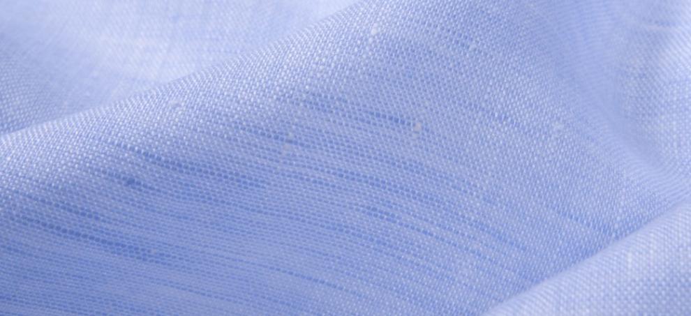 tissu pour chemise homme en lin