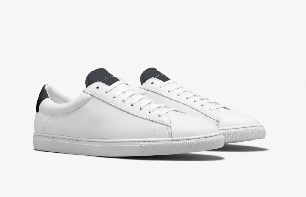 Sneakers Oliver Cabell blanches