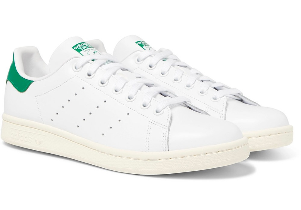 Chaussures blanches Stan Smith d'Adidas