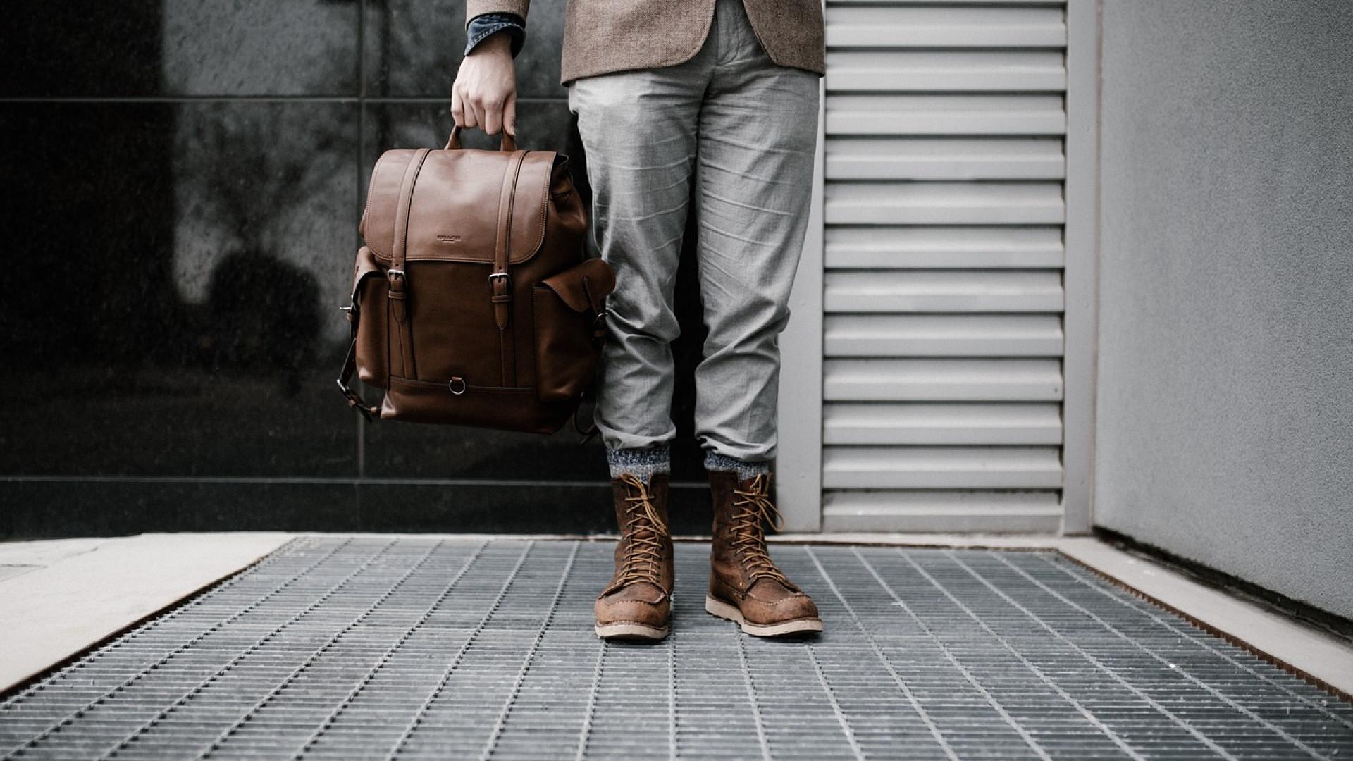 illustration look workwear homme