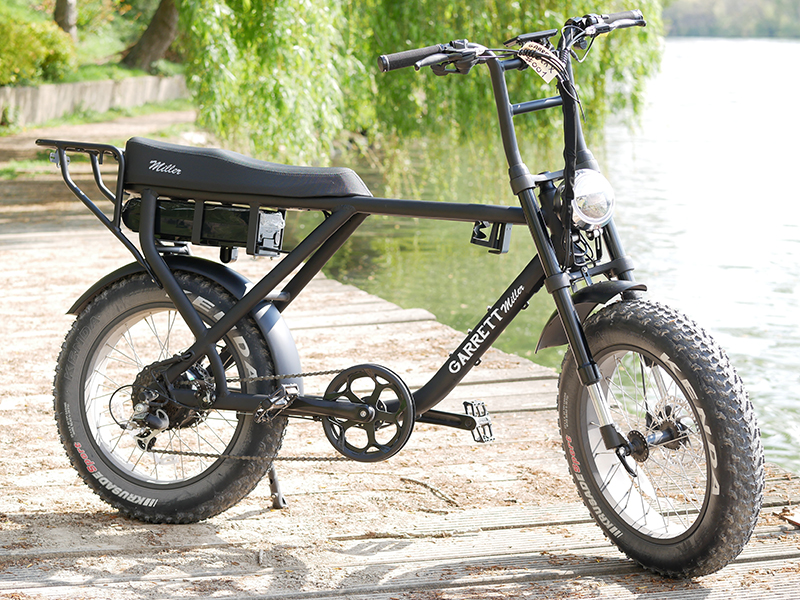 vélo garett miller