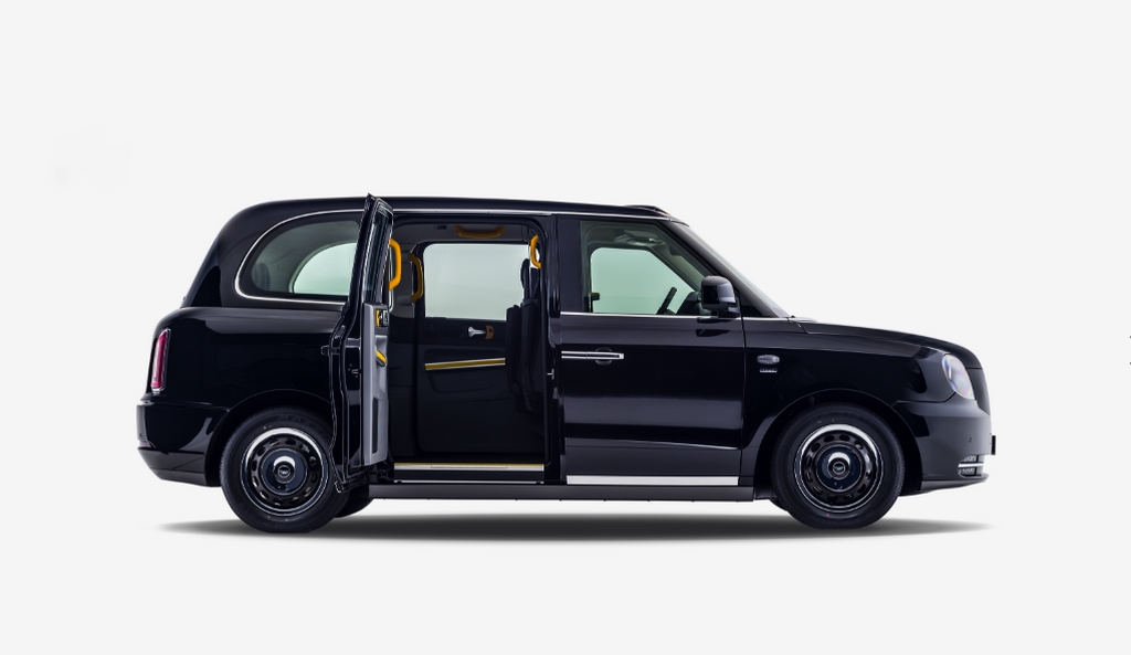 VTC Caocao black cab