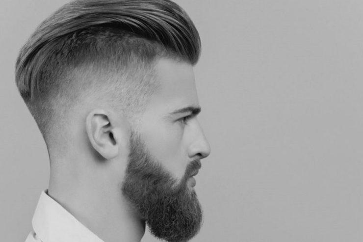 coupe de cheveux moderne
