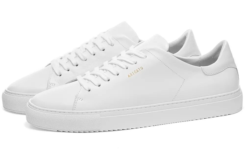 sneakers blanches pour homme