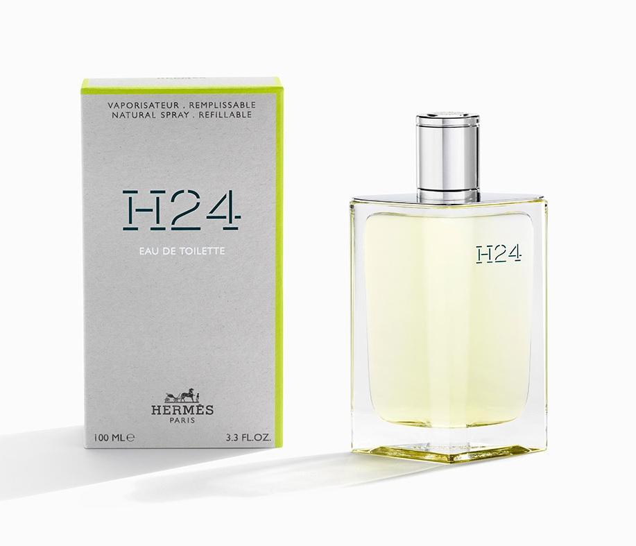 parfum homme hermes H24