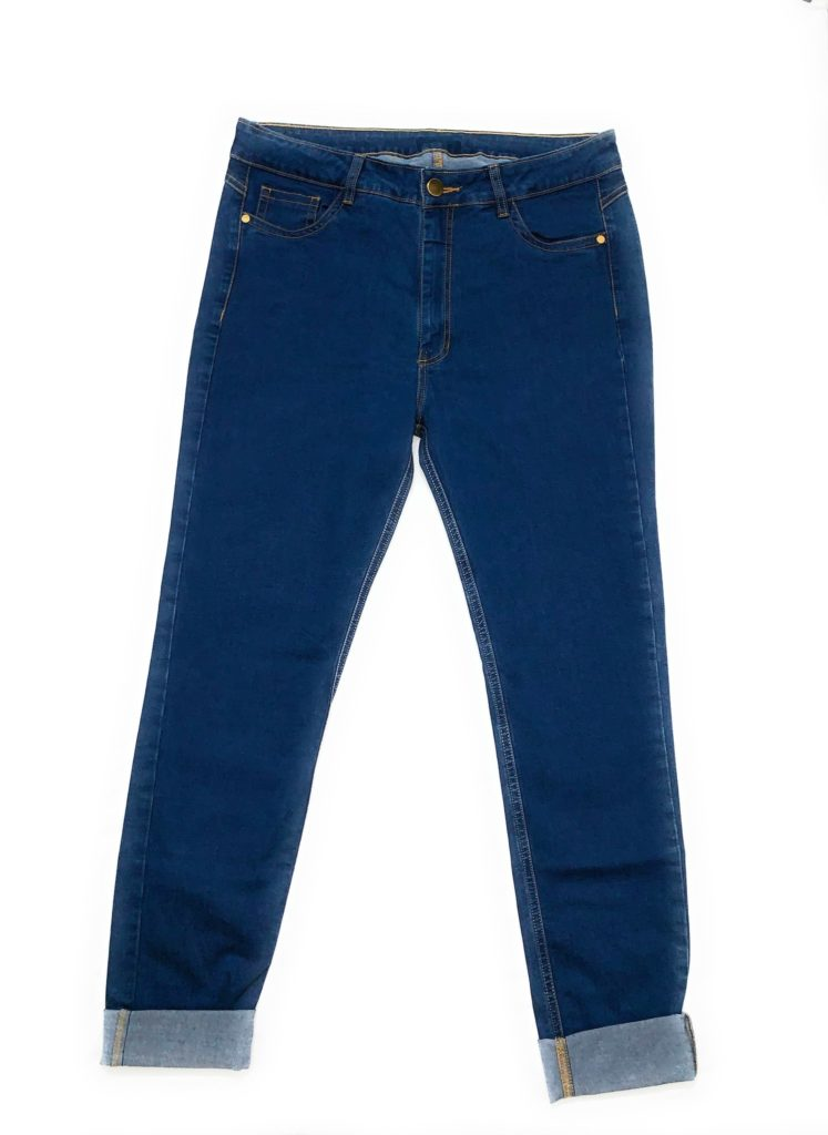 jean bleu brut homme