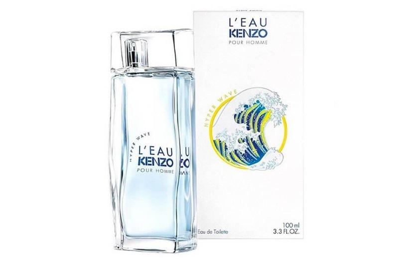 parfum homme kenzo eau hyperwave