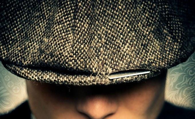 casquette homme Peaky Blinders