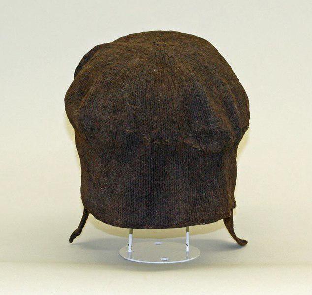 casquette en laine du 16ème siècle