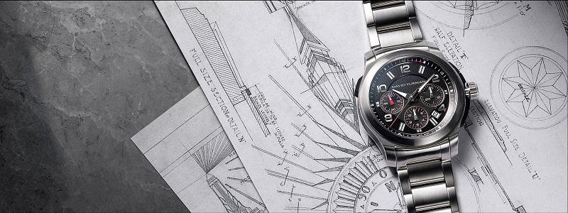 montre pour homme acier