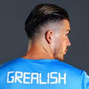 coupe de cheveux de grealish