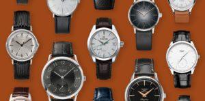 montage photo de montres homme