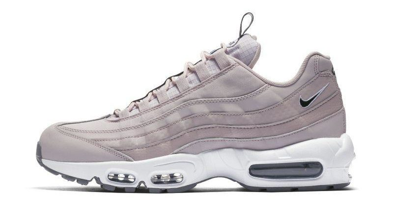 Basket Nike Air Max 95 rose pour homme